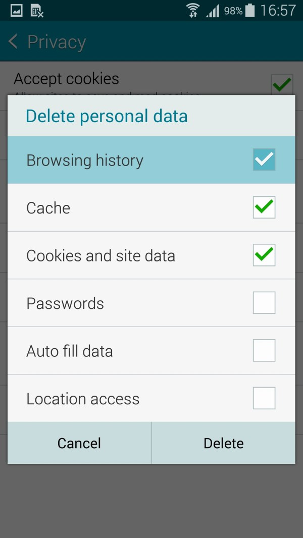 Find Deleted Internet History - Year of Clean Water