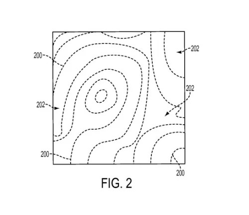 Apple seeks to patent a device display with an integrated