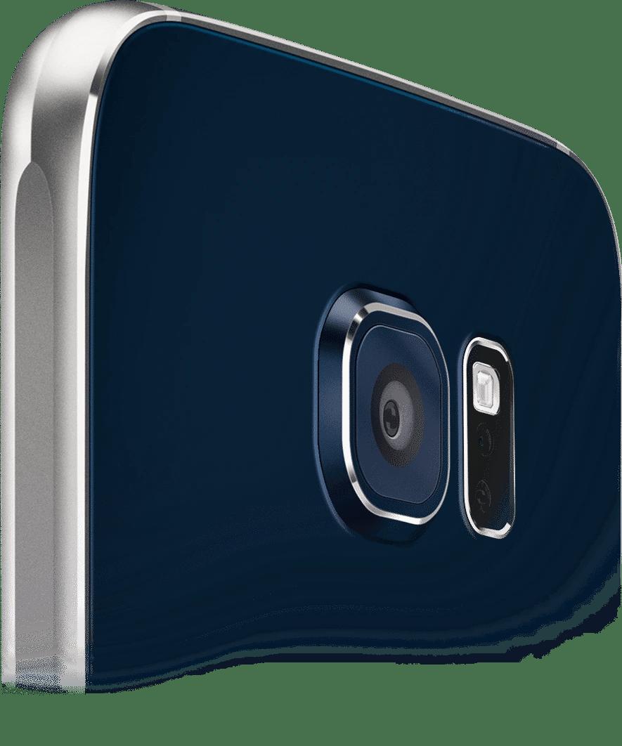 Samsung Galaxy S6 Edge kamera