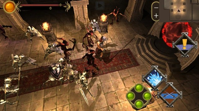 Best Android, Iphone, Ipad And Windows Phone Action Rpg