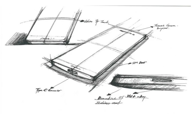 New OnePlus 2 sketches reveal features of the sequel