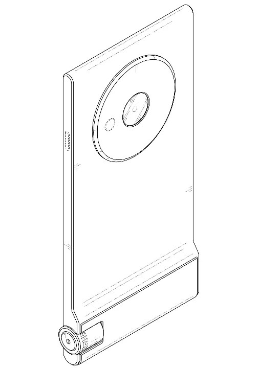 Samsung patents different concepts for future smartphone