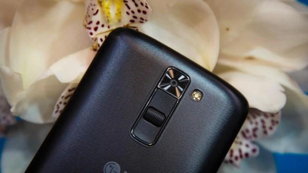 Компания LG представила новые смартфоны K10 и K7