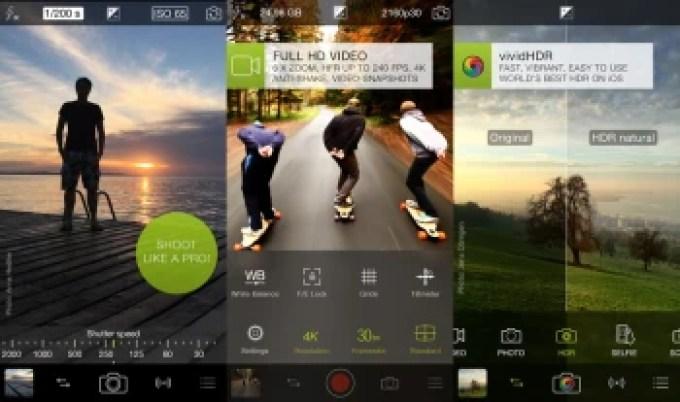 Best iPhone Camera App Pro Camera