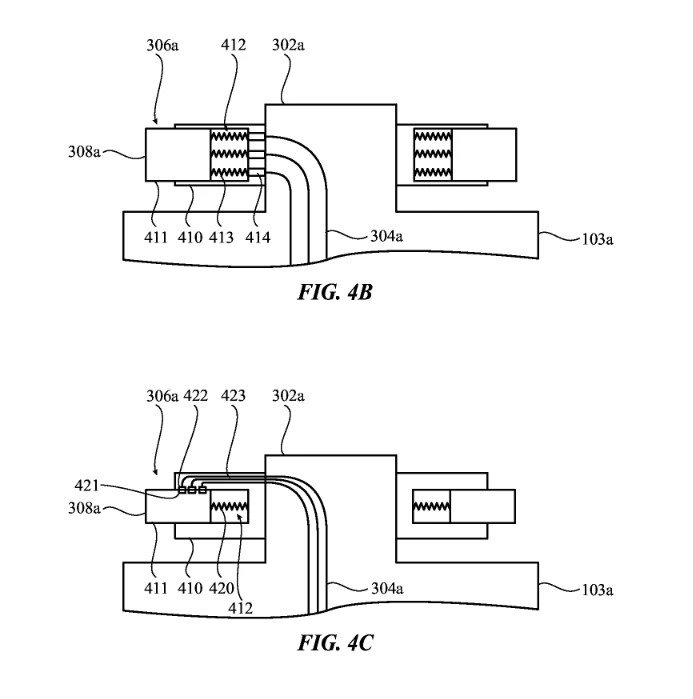 Patent filing reveals Smart Modular Bands for the Apple Watch