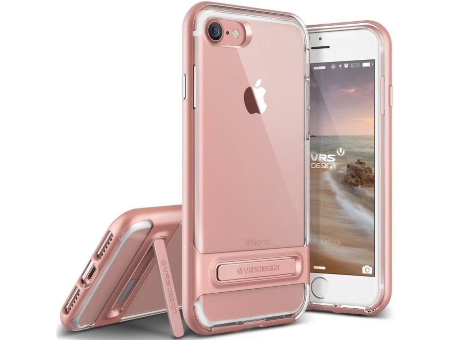 7 Rose Gold Iphone Case