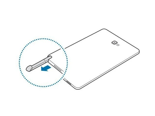New Samsung tablet with S Pen support is coming, leaked
