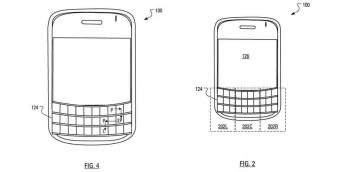 BlackBerry patent suggests upcoming smartphone offers