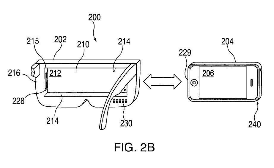 USPTO awards Apple a patent for its VR headset designed