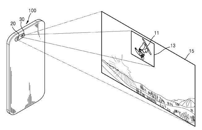 Samsung files a patent application for a dual-camera system
