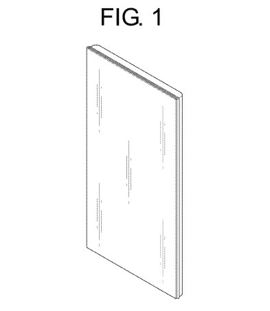 LG receives U.S. patents for foldable phones