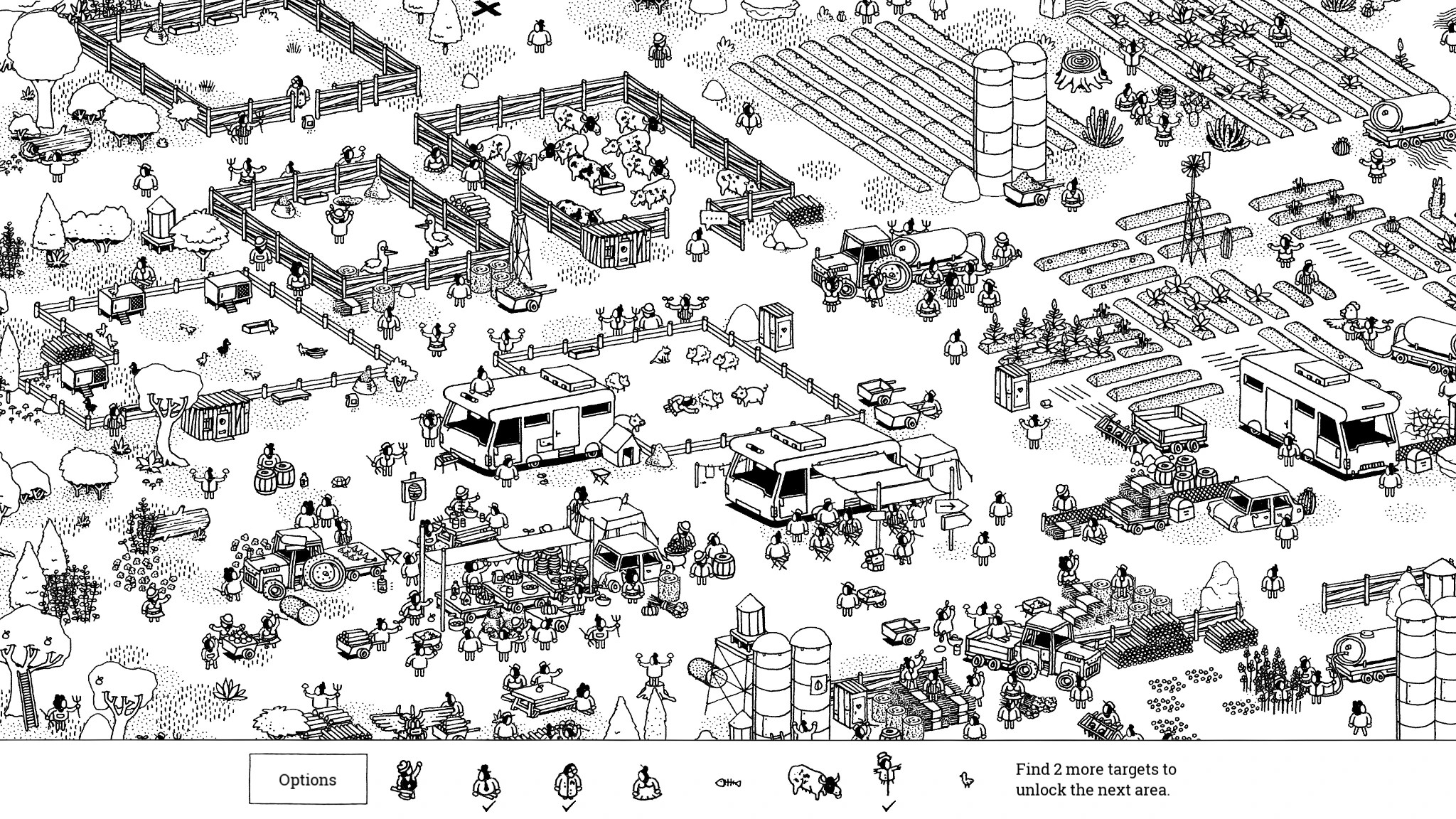 Image From Hidden Folks Is The Most Joyous Game On Ios