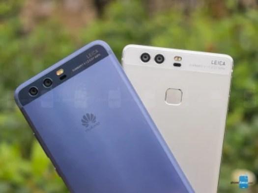 Huawei P10 vs Huawei P9: Never change a winning team