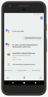 Now You Send and Receive Payments Via Google Assistant