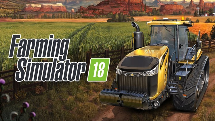 Image result for Farming Simulator 18 lands on Android and iOS to turn players into modern farmers