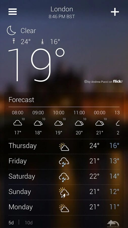 Stay Safe With A Free Weather App - Resume Examples | Resume