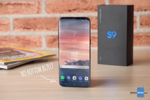 Galaxy-S9-concept-with-no-bottom-bezel Android Uncategorized  Samsung Galaxy S9 and S9+ rumor review: Specs, design, features, price and release date