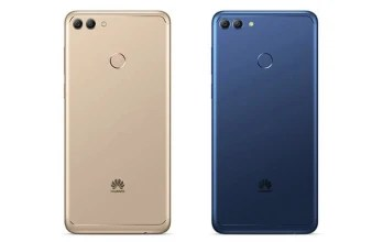 Huawei Y9 (2018) officially unveiled with 18:9 display, four cameras, massive battery