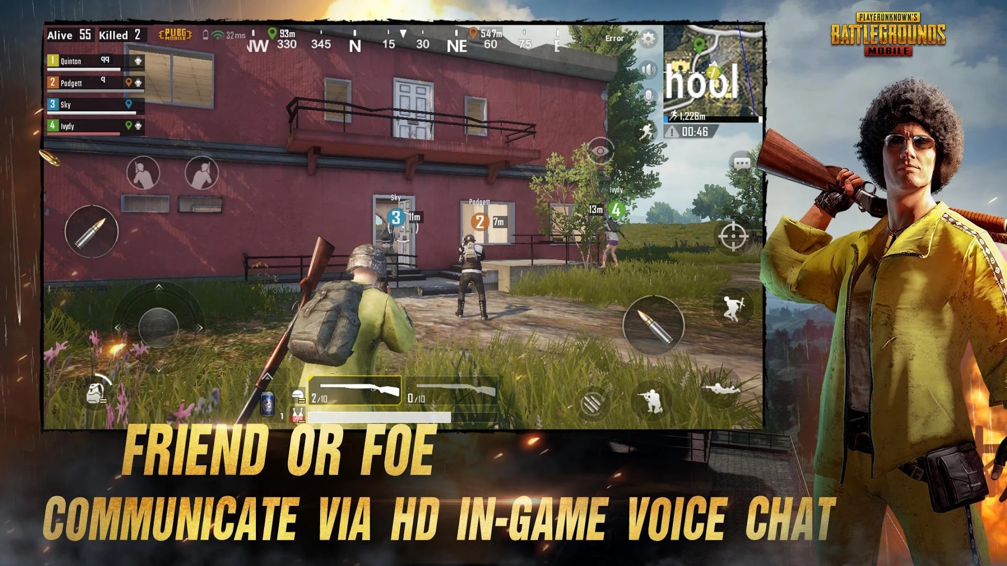 PUBG Mobile Launched In The US On Android And IOS Devices