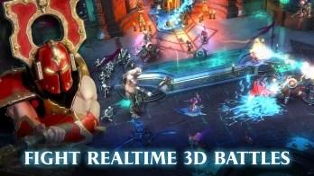 warhammer - للتحميل خمسة من أفضل ألعاب الواقع المعزز لهواتف الأندرويد و iOS