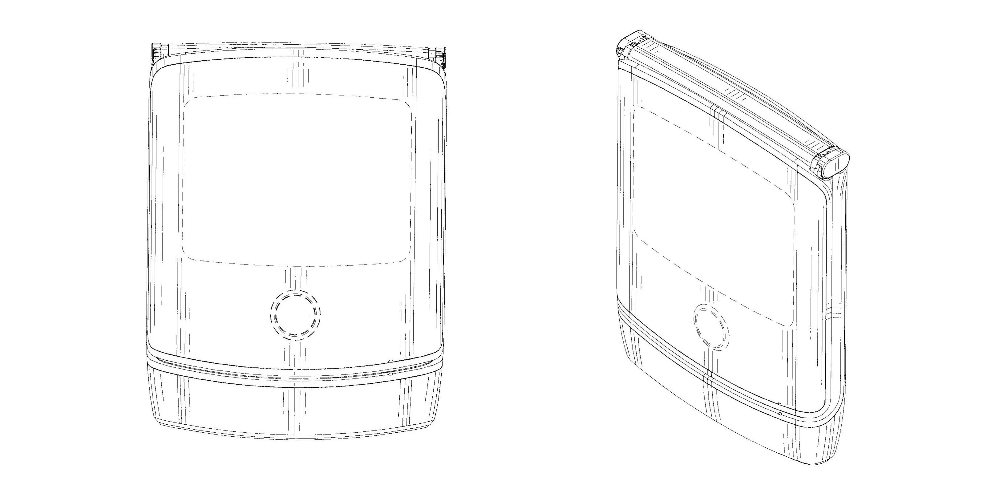The foldable Motorola RAZR could support these unique