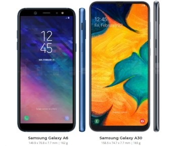 Not pricey yet elegant: Samsung Galaxy A30 is now (unofficially) sold in the US, 30-day warranty included