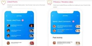 Một số dữ liệu mà người đăng ký Like Patrol đã trả tiền - ứng dụng gián điệp Instagram bị Apple xóa khỏi App Store