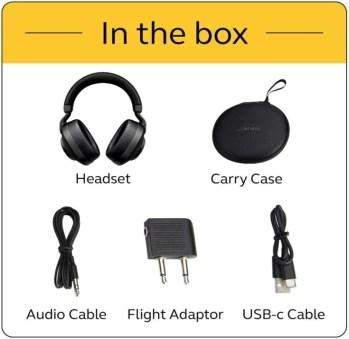 Jabra Elite 85h - Best wireless headphones to buy in 2020