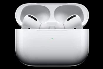 AirPods Pro trong hộp sạc không dây của họ - Apple yêu cầu nhà cung cấp Trung Quốc ít được biết đến tăng gấp đôi sản lượng AirPods Pro