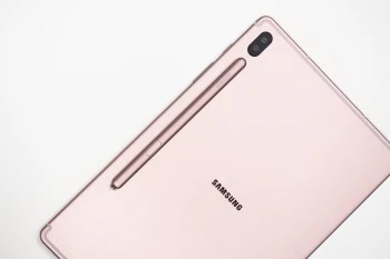 The Samsung Galaxy Tab S6 and S Pen - Samsung is developing a new tablet with S Pen support