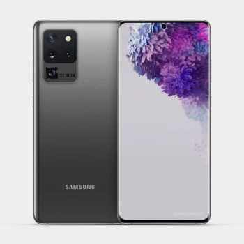 Render of the Samsung Galaxy S20 Ultra 5G - It's a beauty and a beast! New render surfaces of the Samsung Galaxy S20 Ultra 5G