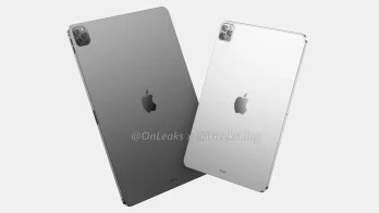 Render of the 12.9-inch and 11-inch Apple iPad Pro - Production reportedly begins on new Apple iPad Pro models