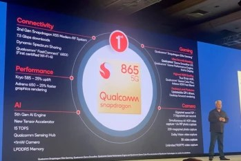 The Qualcomm 865 Mobile Platform powers the vast majority of Galaxy S20 series handsets - Samsung responds to critics over Exynos 990-Snapdragon 865 performance gap