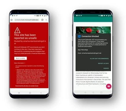Microsoft Defender begins to defend Android