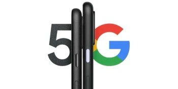 Google Pixel 5 (left) vs Pixel 4a 5G (right) - Google Pixel 5G lineup leaks: Pixel 5 coming this fall with $499 Pixel 4a 5G