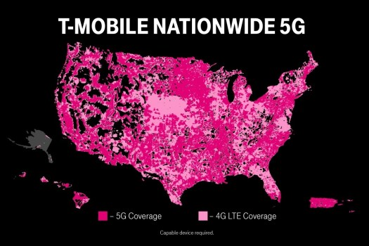 T-Mobile takes issue with recently disseminated 5G 'disinformation'