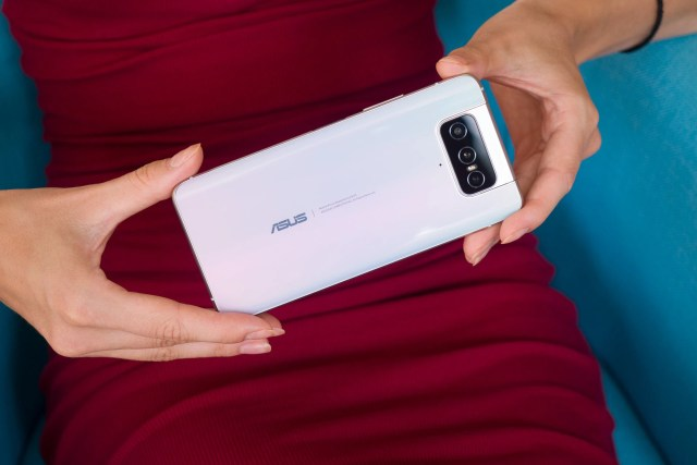 Asus announces the ZenFone 7, ZenFone 7 Pro: Big batteries, flip cameras, and a lot of power