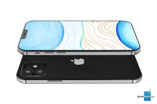 iPhone 12 concept render - Three of Apple's four iPhone 12 models could make a major 5G compromise