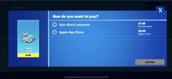 Epic breaks Apple's rules by offering its own direct payment system to Fortnite users - Epic returns to court to demand that Apple reinstate Fortnite's App Store listing