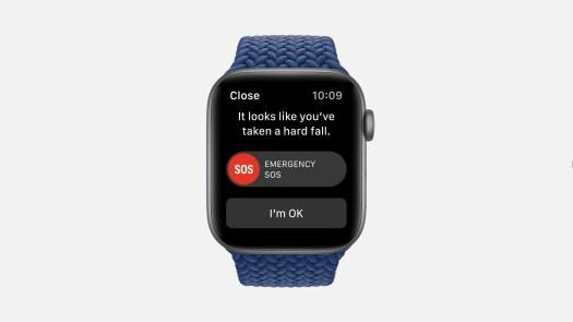 Apple Watch SE fall detection - Apple Watch SE vs Apple Watch Series 3