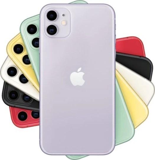 Google Pixel 5 vs Apple iPhone 11 4