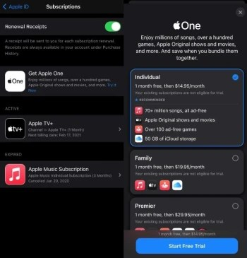 The Apple One subscription service bundle launched this morning - Apple One is here! We'll tell you what it is and how you can subscribe right now