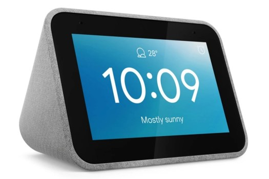 Lenovo Smart Clock - These are the best Lenovo Black Friday and Cyber Monday deals coming soon