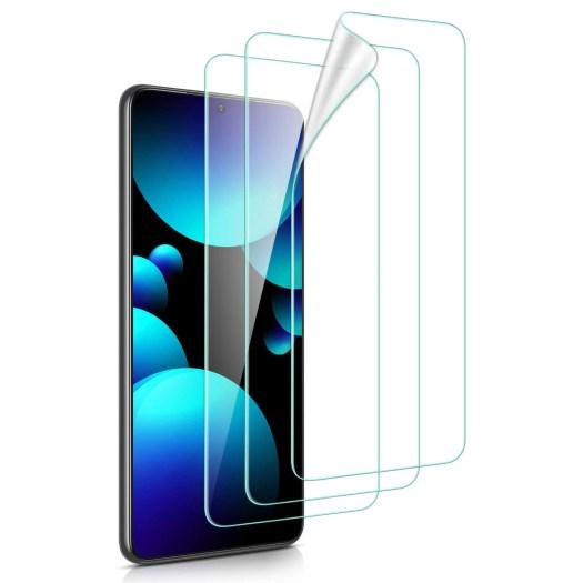 Best Samsung Galaxy S21 Ultra screen protectors