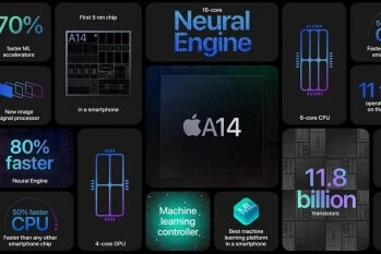 pple's A14 Bionic chip was the first 5nm SoC used on a smartphone - Apple supplier expects to start volume production of 3nm chips as soon as 2022