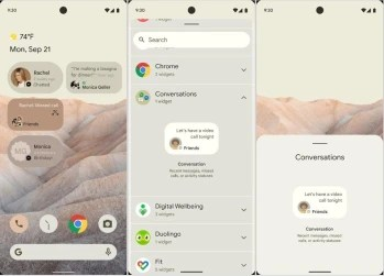 A new look is coming to Android with the next major build - Leak gives us our first look at Android 12 mockup designed by Google