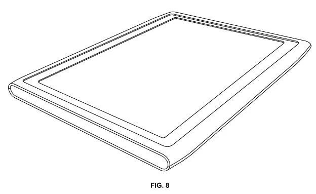 Year-old drawings of a tablet by Nokia get published by