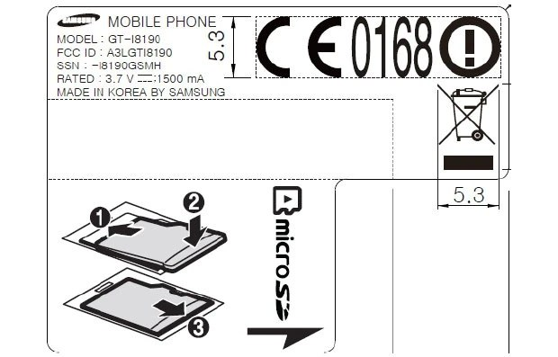 Samsung Galaxy S III mini visits FCC to stir up rumors of