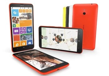 "6"" Nokia Lumia 1320 outed with 3400 mAh battery: 'going large at a lower price'"