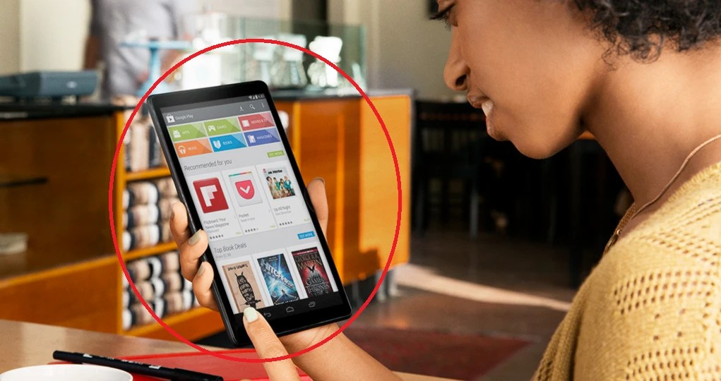 Did Google Accidentally leaked Nexus 8 tablet running Kitkat 4.4?